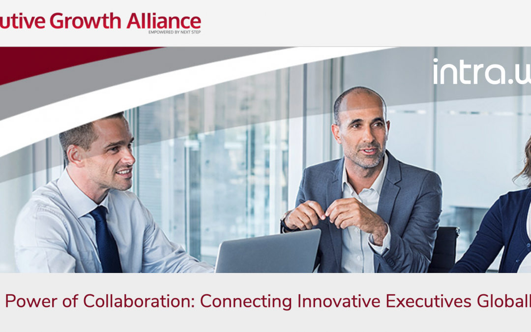 Executive Growth Alliance partners intraHouse