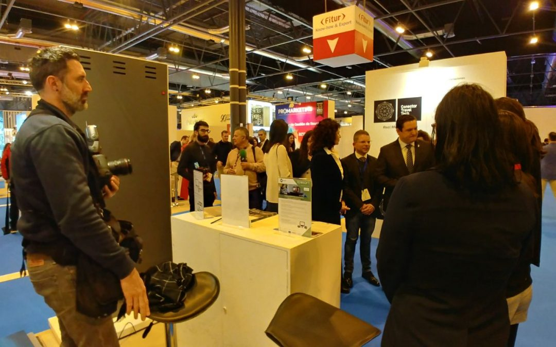 intraHouse celebrates successful FITUR
